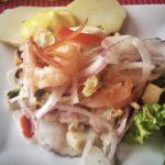 receta de ceviche chileno