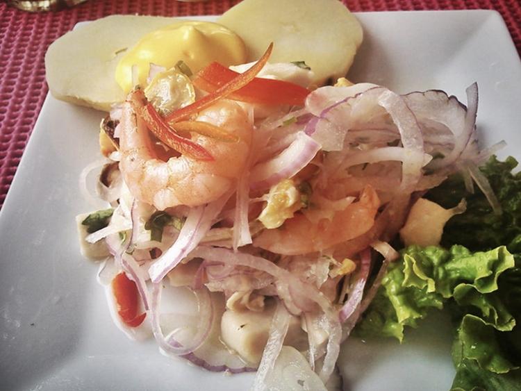 Ceviche Chileno Cevicheweb