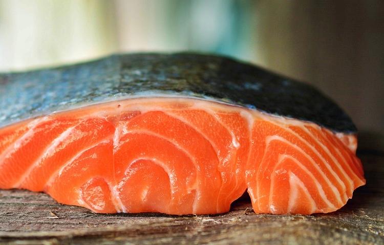 ceviche de salmon propiedades